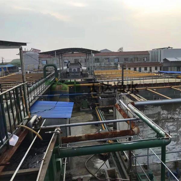 邯鄲-工業級聚合氯化鋁廠家(jia)使用案例